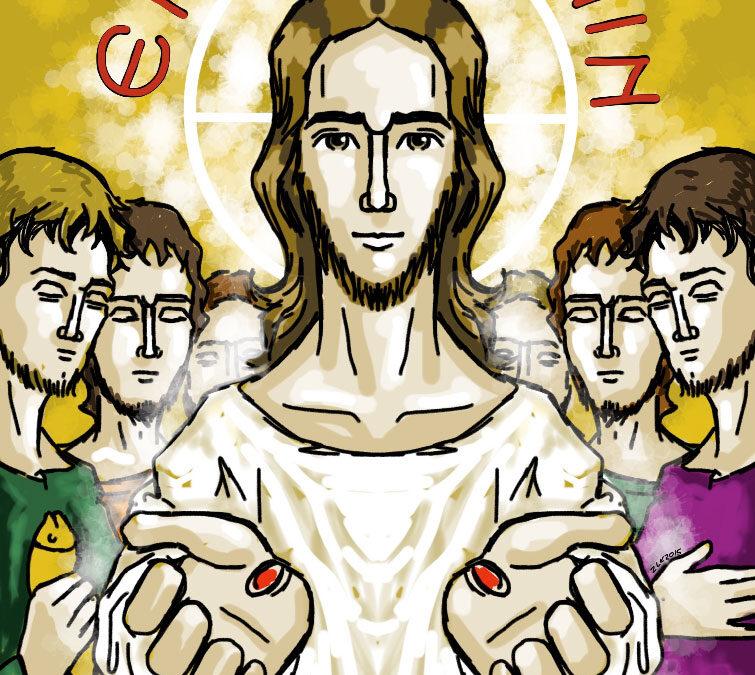 JESÚS NO ES UN ESPÍRITU, SINO UNA PERSONA VIVA (Reflexión del Papa Francisco en 3 domingo de Pascua)